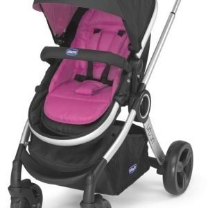 Chicco Rattaat Urban Plus Crossover Black/Cherry