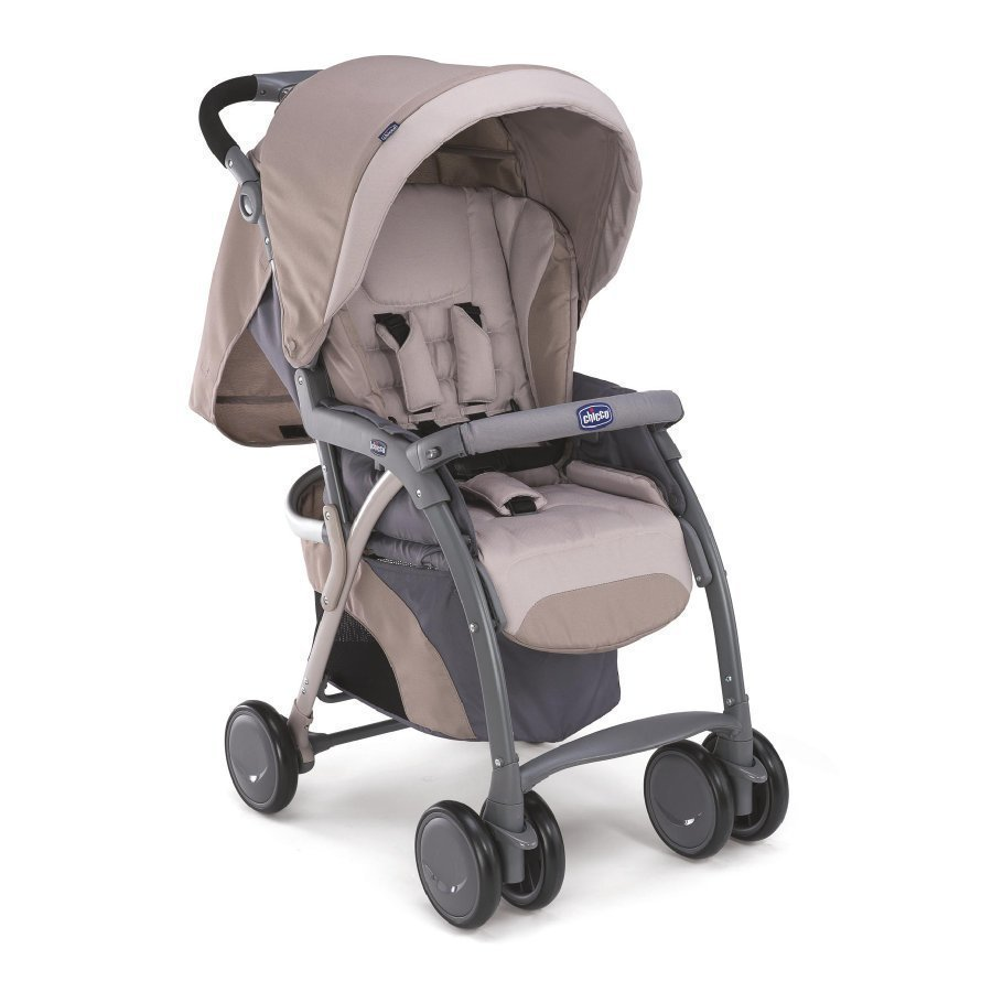 Chicco Simplicity Plus Top Sand Matkarattaat