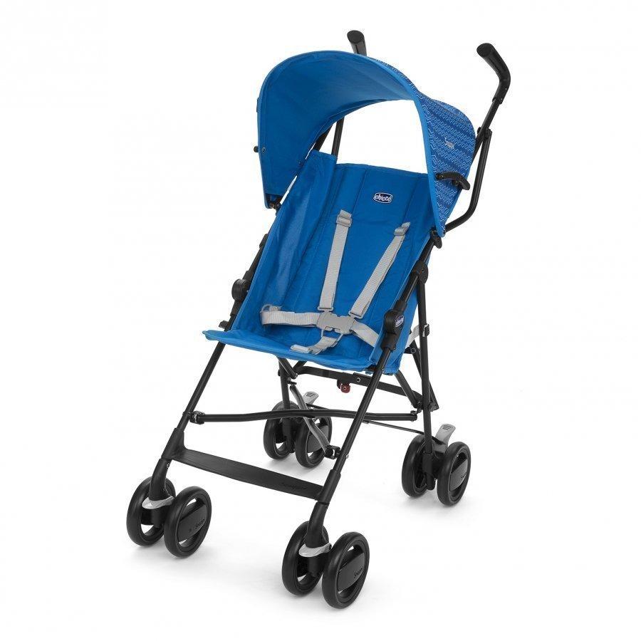 Chicco Snappy Stroller Blue Sky Sateenvarjorattaat