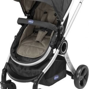 Chicco Tekstiilisetti istuinosaan Urban Colourpack Anthracite