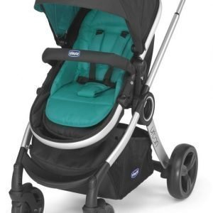 Chicco Tekstiilisetti istuinosaan Urban Colourpack Emerald