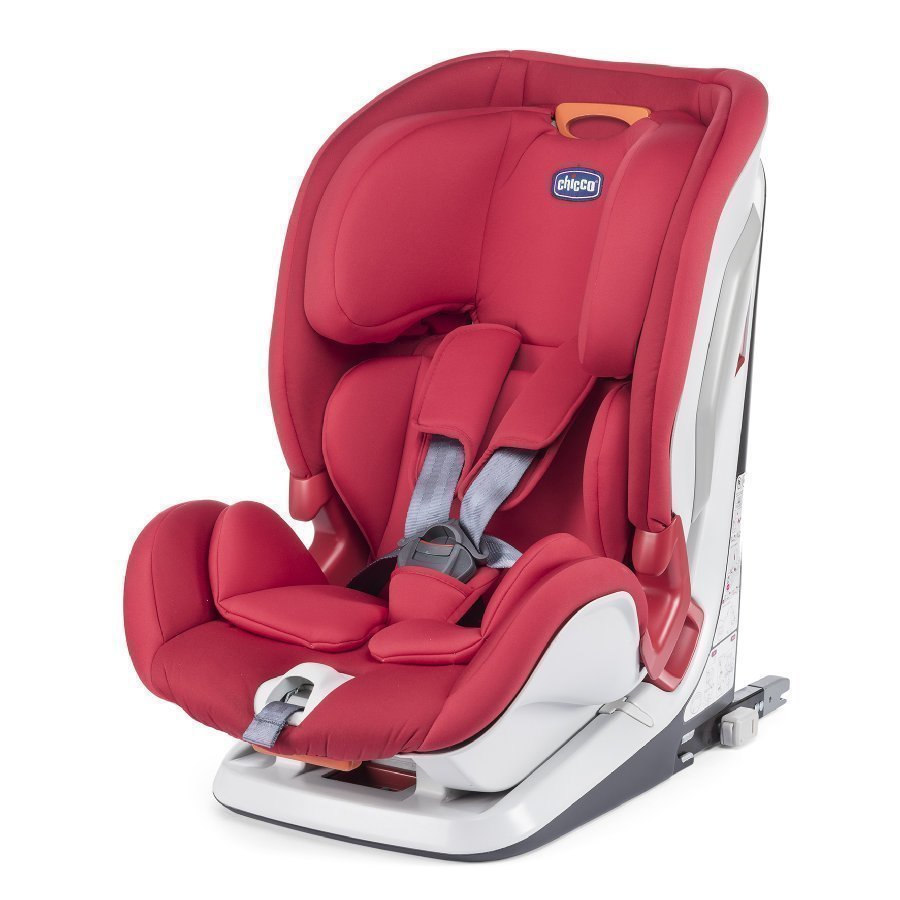 Chicco Youniverse Fix Ryhmille 1 / 2 / 3 Red Turvaistuin