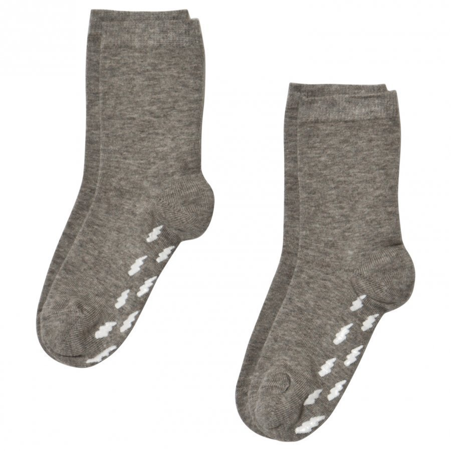 Civiliants Flash Socks 2 Pack Grey Sukat