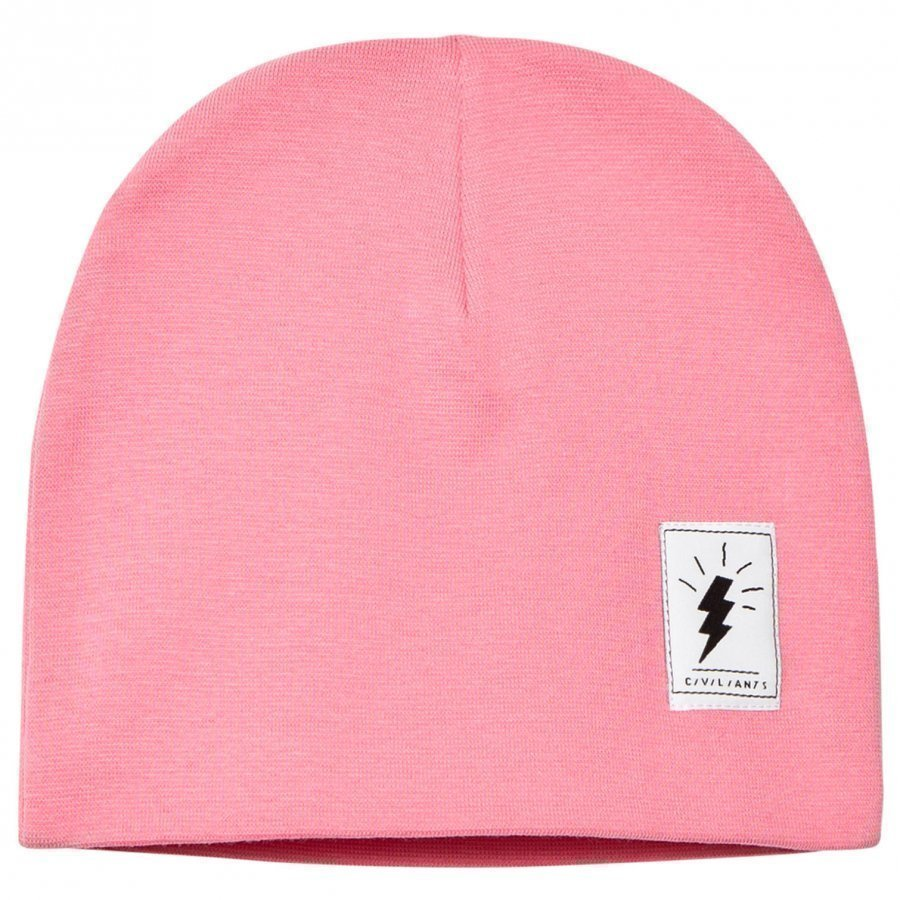 Civiliants Jersey Beanie Pink Pipo