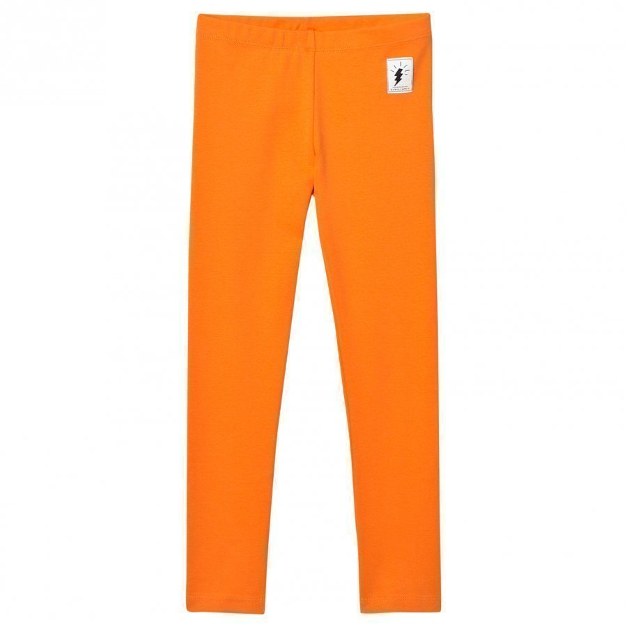 Civiliants Jersey Leggings Orange Legginsit