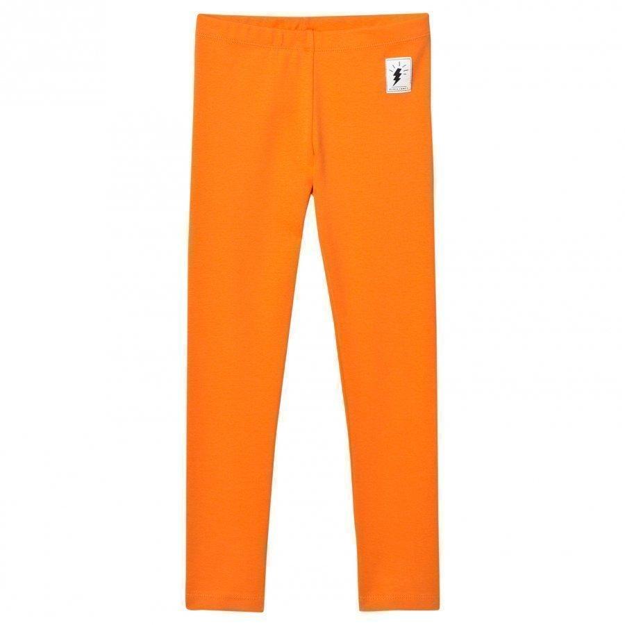 Civiliants Jersey Leggings Orange Legginsit