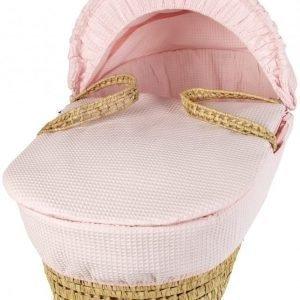 Clair de Lune Vauvankori Vaaleanpunainen