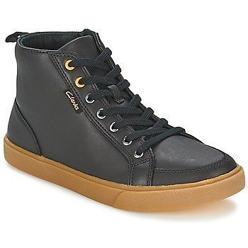Clarks CLUB JIVE JUNIOR korkeavartiset kengät