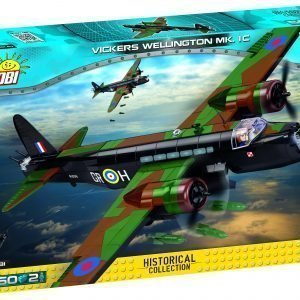 Cobi 560 Pcs Small Army / 5531 / Vickers Wellington