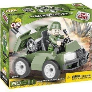 Cobi Armeija Sarjan Ajoneuvo 60 Palaa
