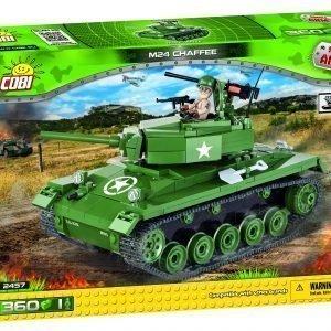 Cobi M 24 Chaffee 350 Pcs