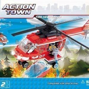 Cobi Pelastushelikopteri 300 Palaa