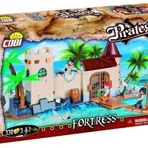 Cobi Pirates: Merirosvojen Linnoitus Rakennussarja 335-Osainen