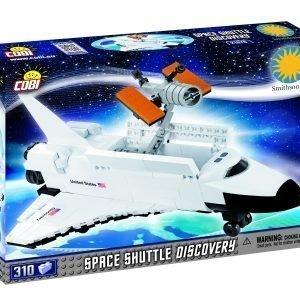 Cobi Smithsonian Space Shuttle Discovery Rakennussarja 310-Osainen