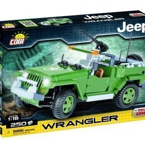 Cobi Wrangler Military 260 Pcs