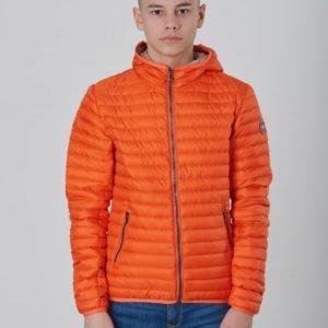 Colmar Boy Down Jacket Takki Oranssi