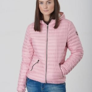 Colmar Girl Down Jacket Takki Vaaleanpunainen