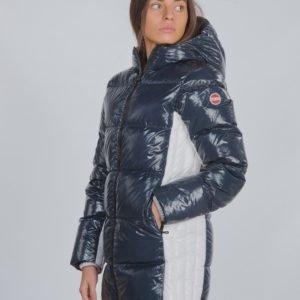 Colmar Glossy Down Jacket Takki Sininen