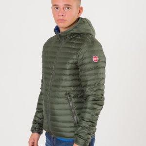 Colmar Hooded Down Jacket I Takki Vihreä