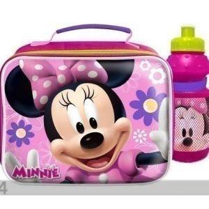 Color Baby Eväslaukku+Juomapullo Minnie