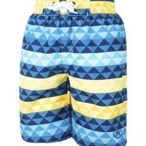 Color Kids J Torben Beach Shorts Aop uimashortsit
