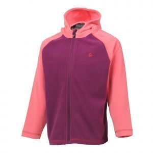 Color Kids Nanuk Fleece Lasten Magenta Purple