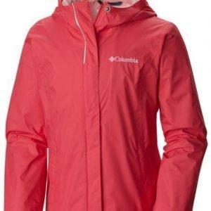 Columbia Arcadia Girl's Jacket Kevättakki Vaaleanpunainen