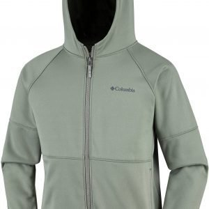 Columbia Everyday Easy Full Zip Fleece Kids Fleecehuppari Vihreä