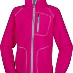 Columbia Fast Trek Ii Jr Jacket Fleecetakki Pink