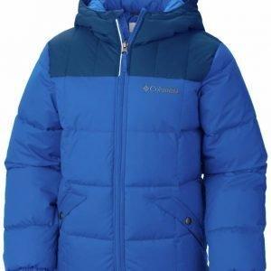 Columbia Gyroslope Boy's Jacket Talvitakki Sininen