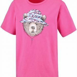 Columbia Hike The Hills T-Paita Pink