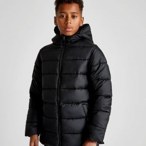 Columbia Puffer Jacket Musta