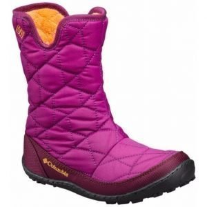 Columbia Saappaat Minx Slip Omni-Heat Vedenpitävät Youth Intense violet/Flame orange
