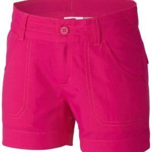 Columbia Silver Ridge Iii Girls Short Shortsit Pink