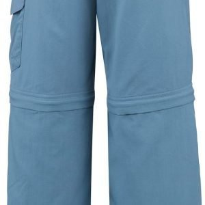 Columbia Silver Ridge Iii Jr Convertible Pant Katkolahjehousut Steel Blue