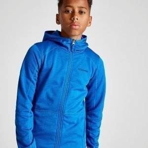 Columbia S'more Poly Full Zip Hoodie Sininen