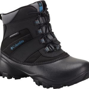 Columbia Talvikengät Rope Tow lll Kids Black/Dark Compass