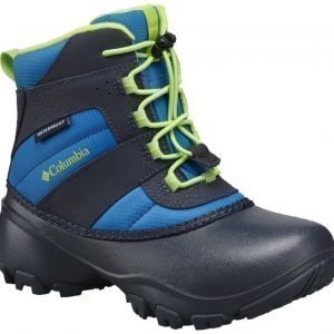 Columbia Talvikengät Rope Tow lll Kids Blue magic/Green mamba