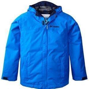Columbia Watertight Boys Jacket Kuoritakki Sininen
