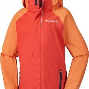 Columbia Westhill Park Jacket Jr Kuoritakki Oranssi