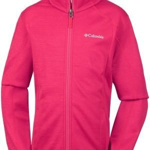 Columbia Wilderness Way Jr Fleecetakki Pink