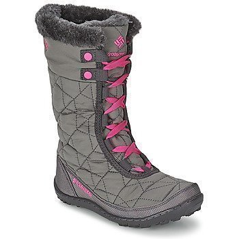 Columbia YOUTH MINX MID II WATERPROOF OMNI-HEAT talvisaappaat