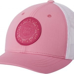 Columbia Youth Snap Pack Hat Verkkolippis Pinkki