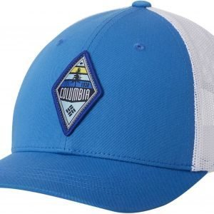 Columbia Youth Snap Pack Hat Verkkolippis Sininen