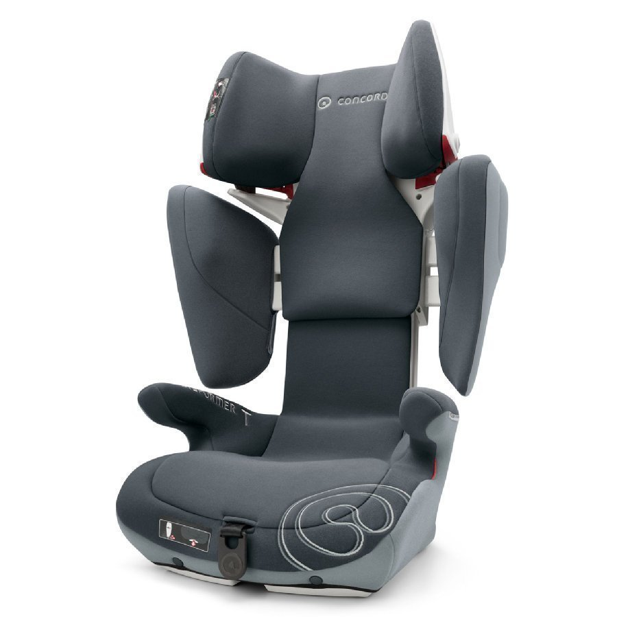 concord transformer t isofix 2016 graphite grey. Black Bedroom Furniture Sets. Home Design Ideas