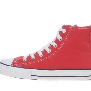 Converse All Star Hi Punainen