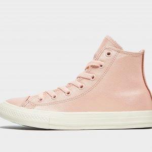Converse All Star Hi Vaaleanpunainen