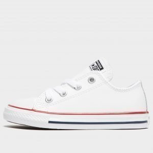 Converse All Star Leather Valkoinen