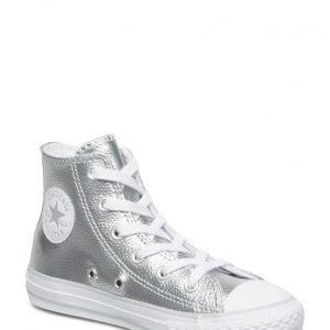 Converse All Star Metallic Leather Hi
