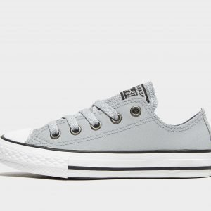 Converse All Star Ox Harmaa